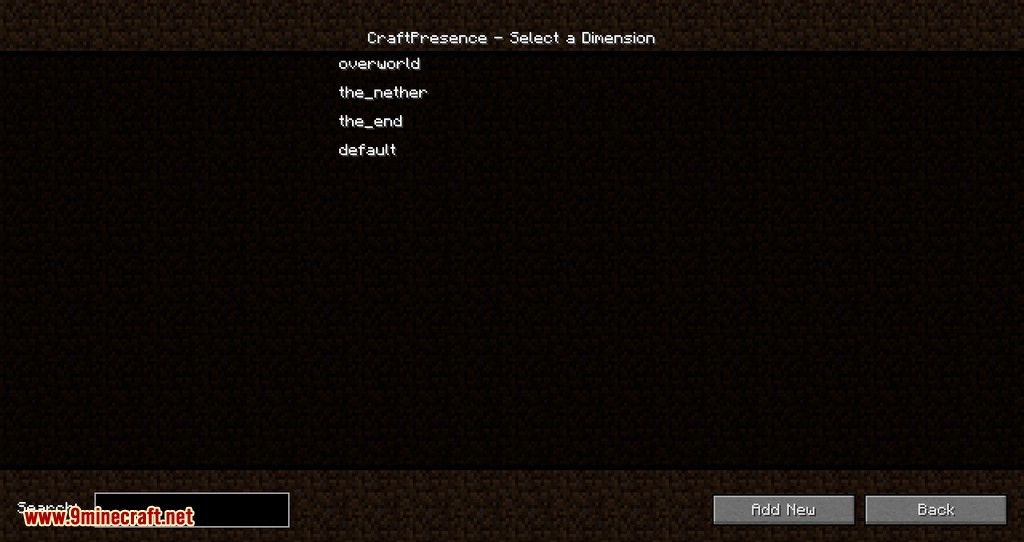Craft Presence mod for minecraft 09