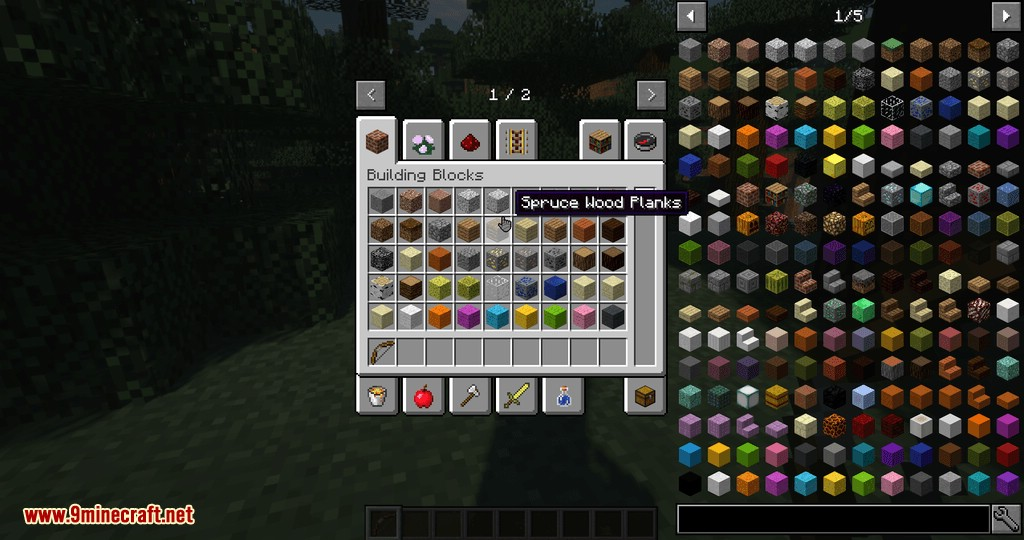 Cursor Mod 1 13 2/1 12 2 (Change Your In-game Cursor