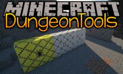 DungeonTools mod for minecraft logo