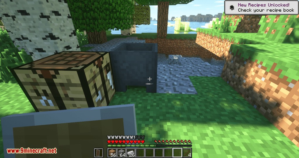 Easier Crafting mod for minecraft 07