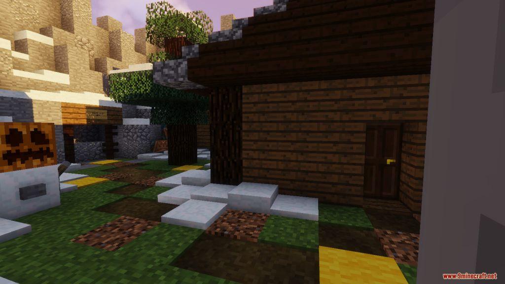 Escape Christmas Map Screenshots (3)