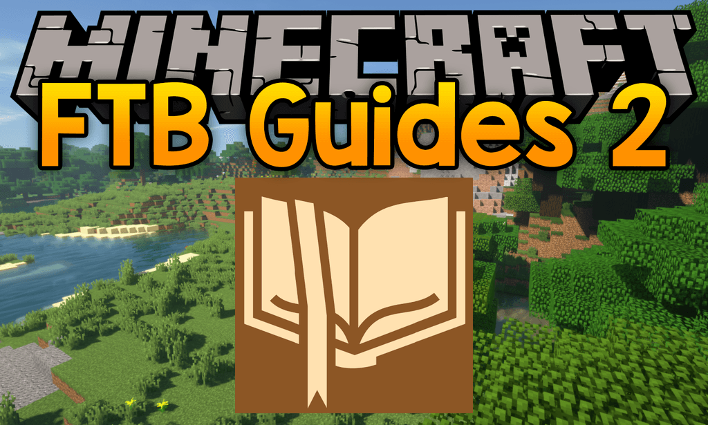 FTB Guides 2 Mod 1 12 2 (Improved Version of FTB Guides