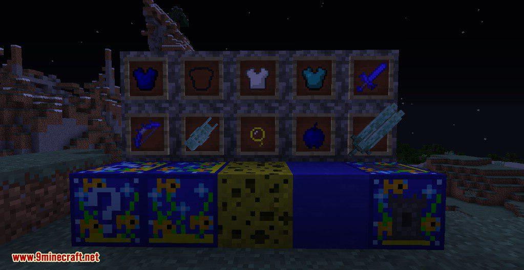 Fish Lucky Block Mod Screenshots 14