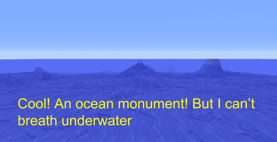 Fish Lucky Block Mod Screenshots 2