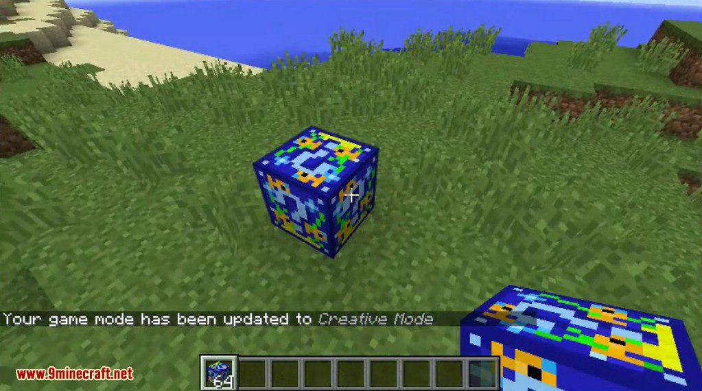 Fish Lucky Block Mod Screenshots 6