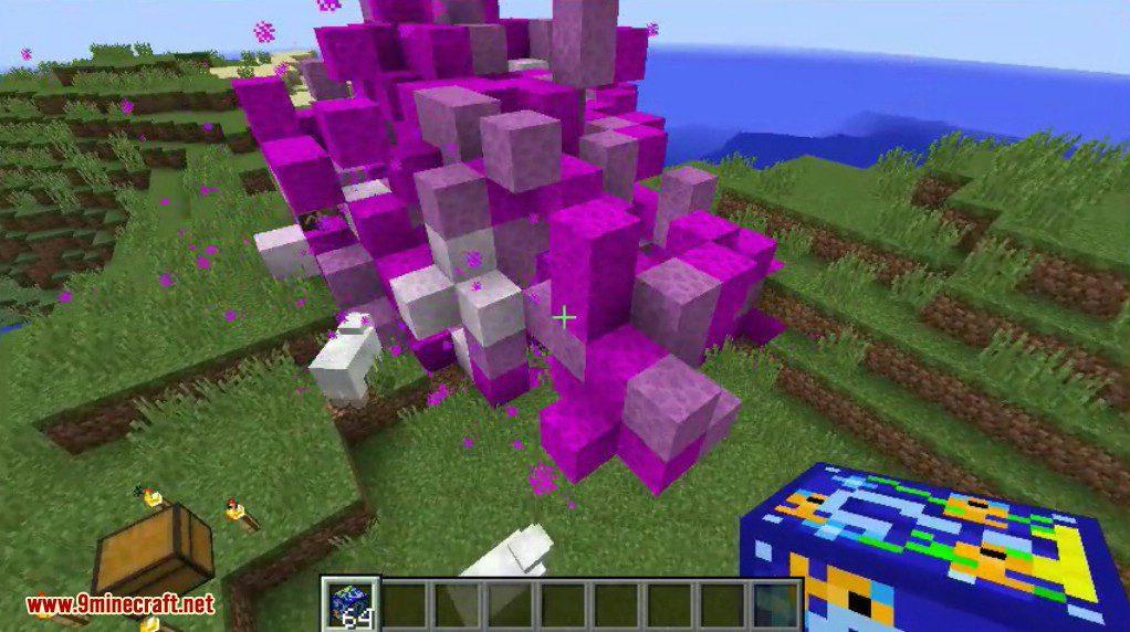 Fish Lucky Block Mod Screenshots 7