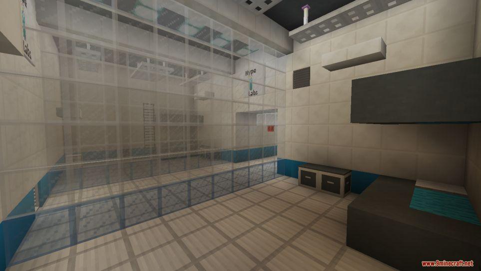 Future Lab Escape Map Screenshots (3)