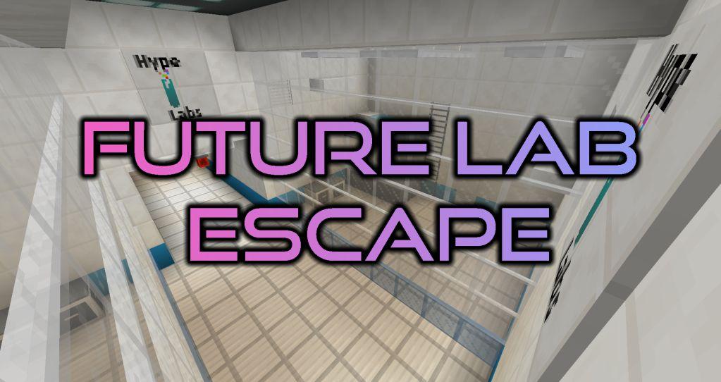 Future Lab Escape Map Thumbnail