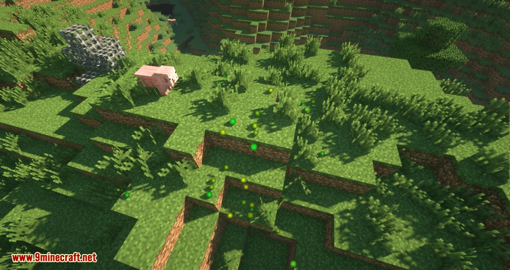 Global XP mod for minecraft 04