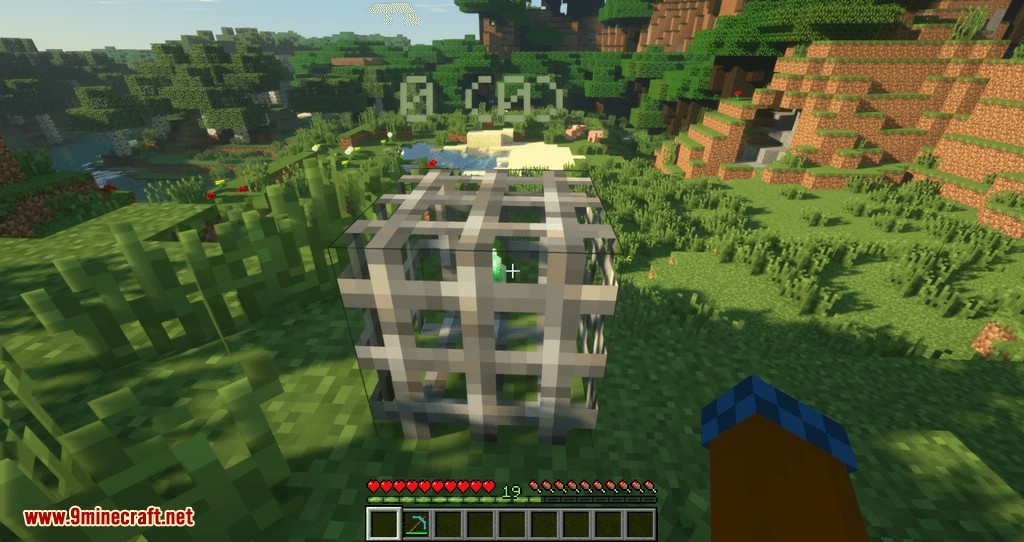Global XP mod for minecraft 05