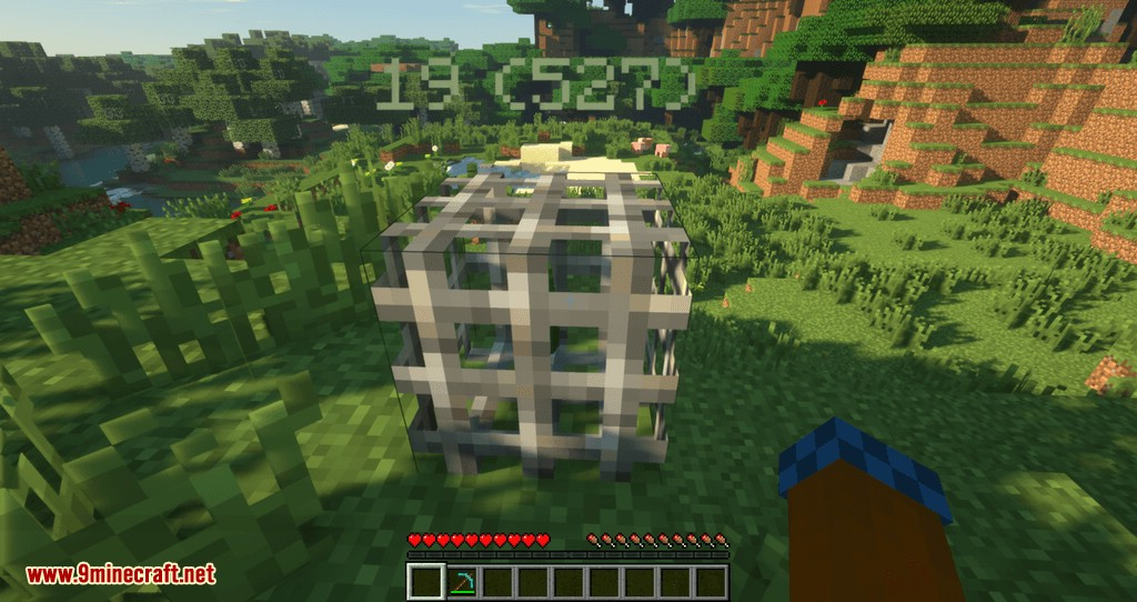 Global XP mod for minecraft 06