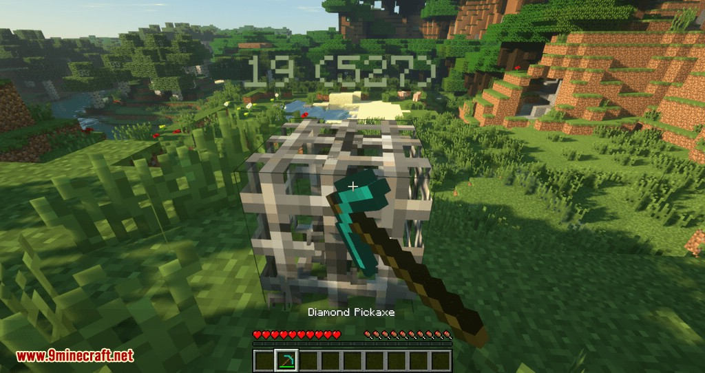 Global XP mod for minecraft 07