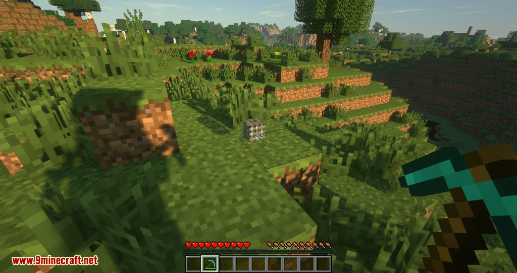 Global XP mod for minecraft 09