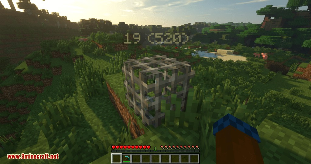 Global XP mod for minecraft 10