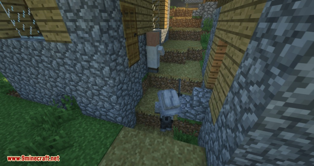 Guard Illagers mod for minecraft 02