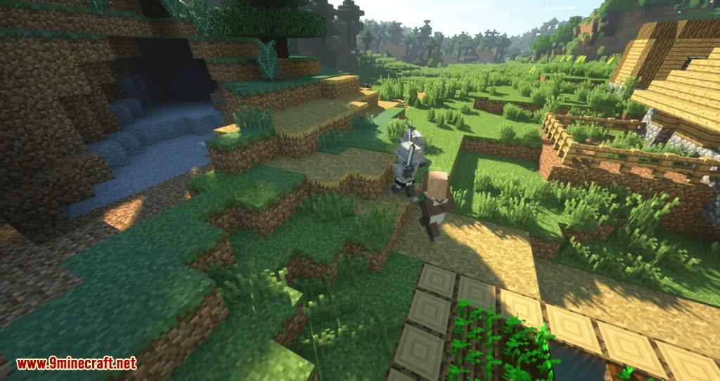 Guard Illagers mod for minecraft 04