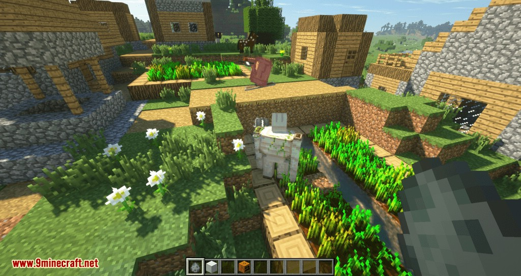 Guard Illagers mod for minecraft 05