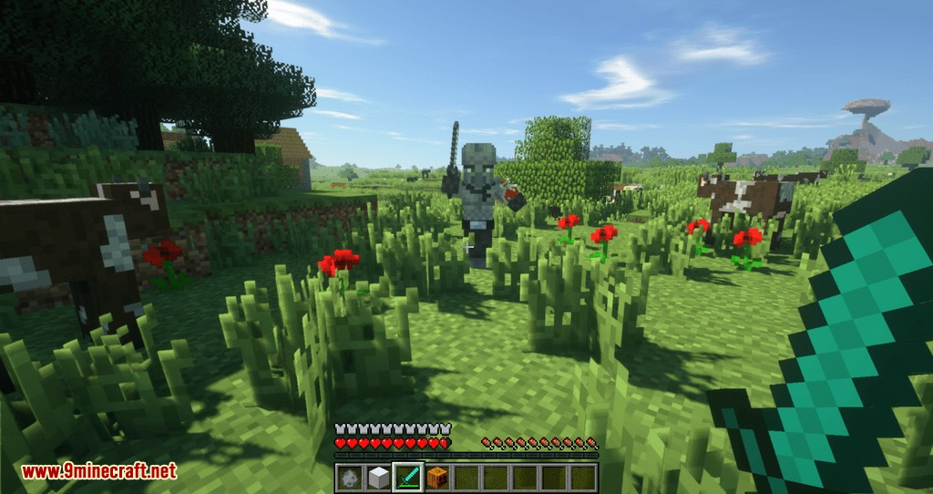 Guard Illagers mod for minecraft 07