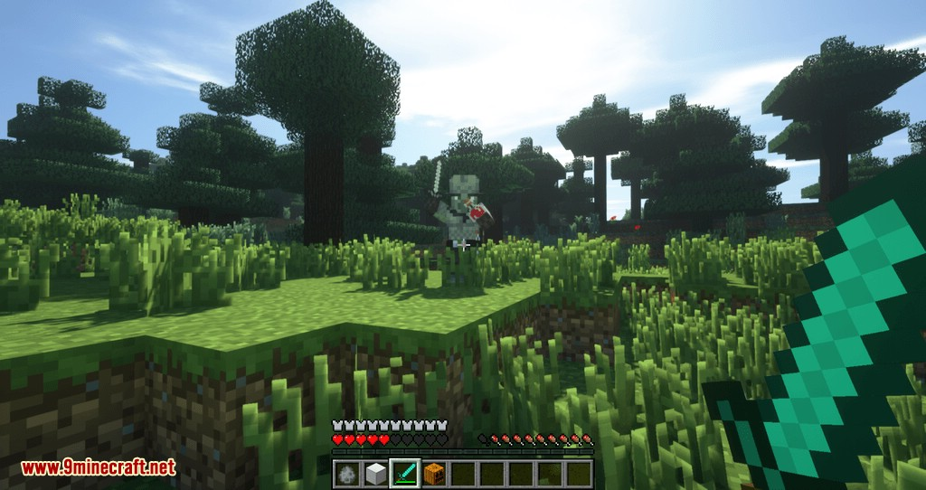 Guard Illagers mod for minecraft 08