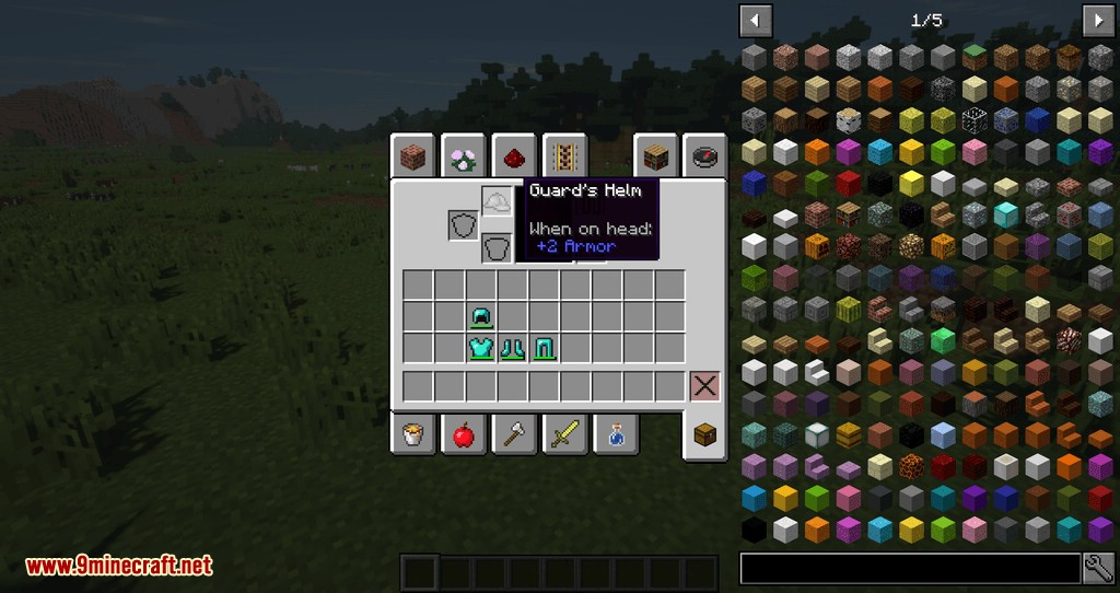 Guard Illagers mod for minecraft 12