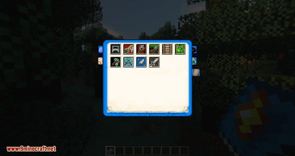 Improvable Skills mod for minecraft 02