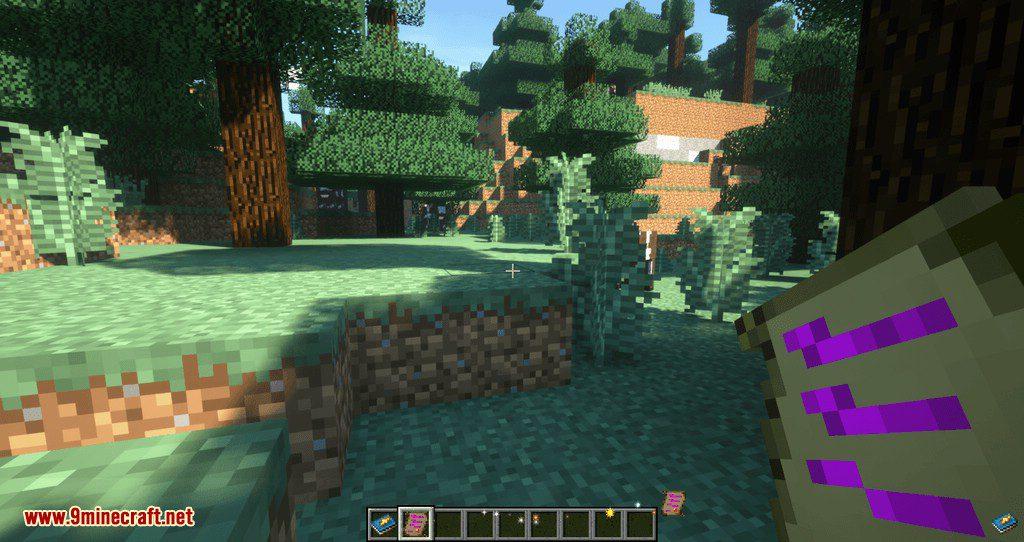 Improvable Skills mod for minecraft 10
