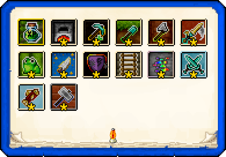 Improvable Skills mod for minecraft 21