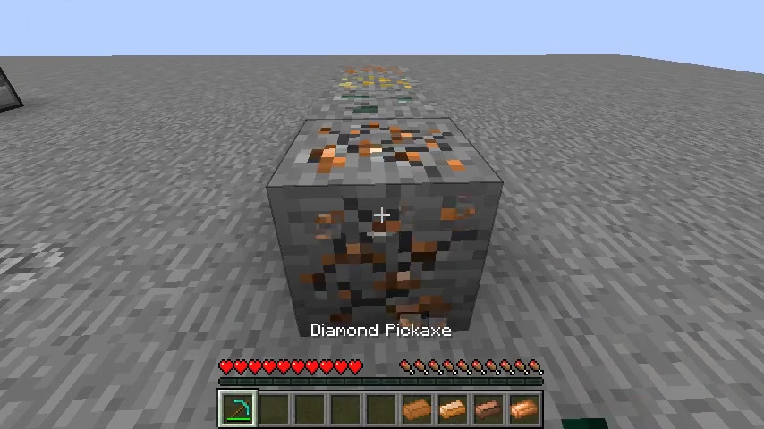 Instant Unify mod for minecraft 02