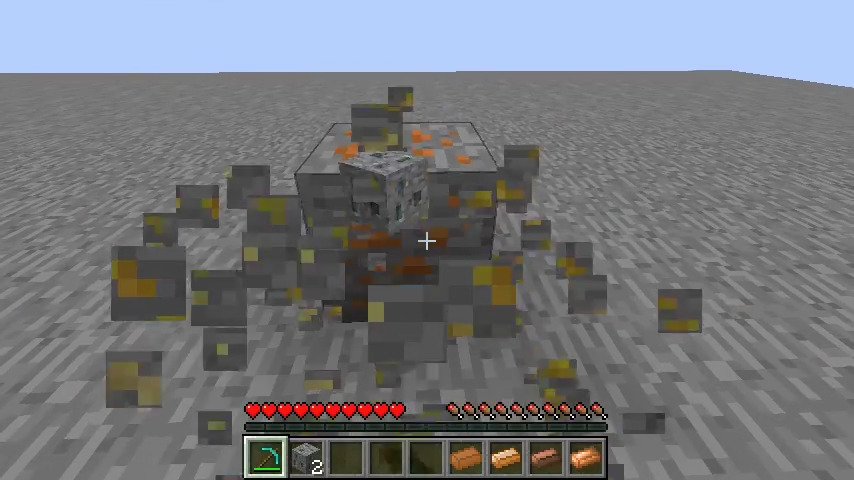 Instant Unify mod for minecraft 03