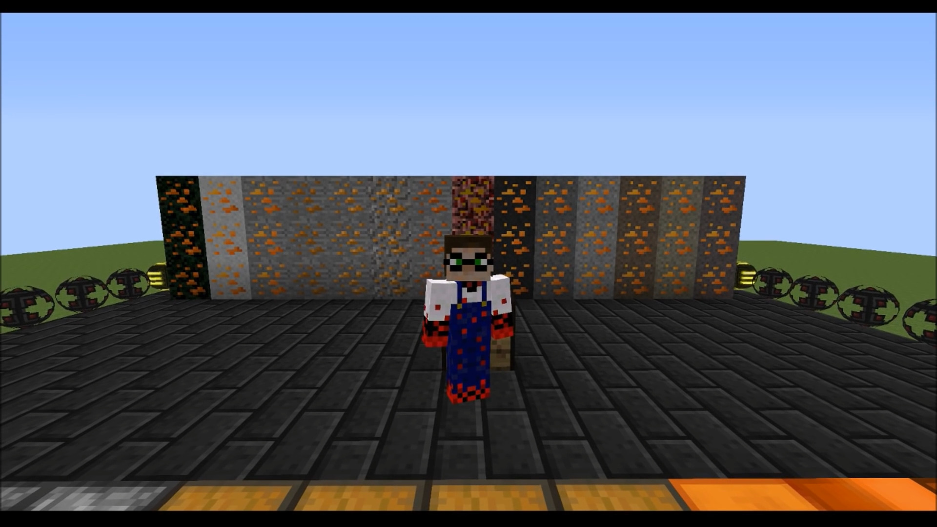 Instant Unify mod for minecraft 07