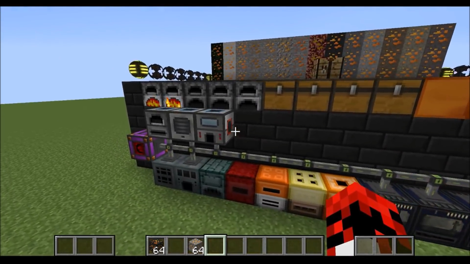 Instant Unify mod for minecraft 08