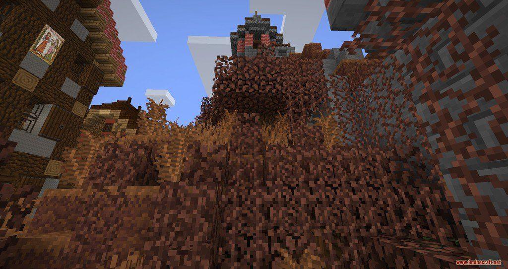 Jicklus Orange Resource Pack Screenshots 5