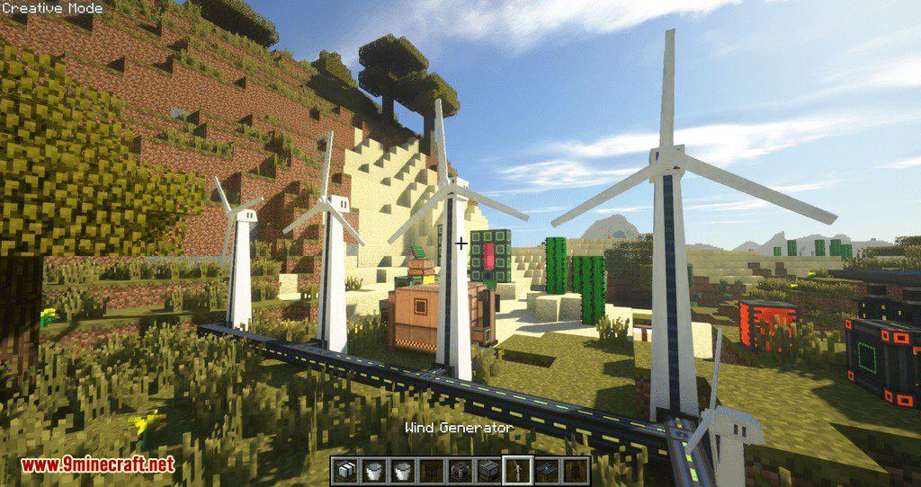 9Minecraft | Minecraft Mod