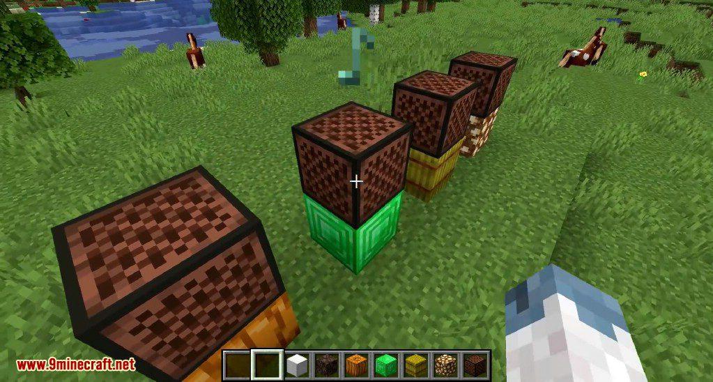 Minecraft 1.14 Snapshot 19w09a Screenshots 2