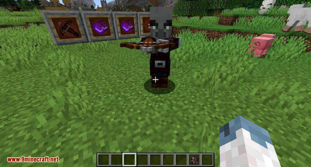 Minecraft 1.14 Snapshot 19w09a Screenshots 7