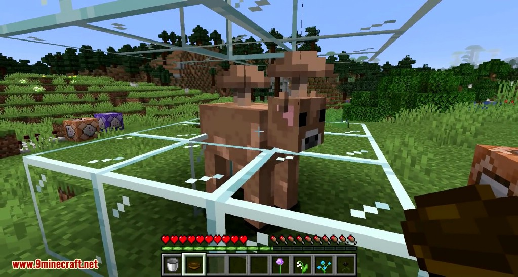 Minecraft 1.14 Snapshot 19w09a Screenshots 8