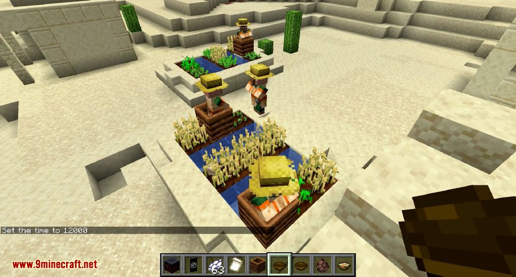 Minecraft 1.14 Snapshot 19w11a Screenshots 9