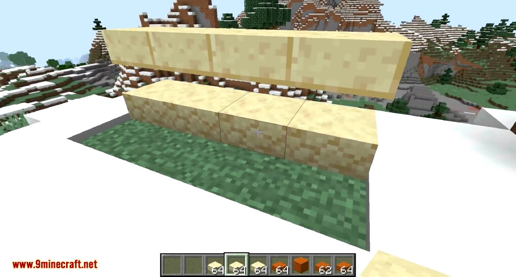 Minecraft 1.14 Snapshot 19w12a Screenshots 3