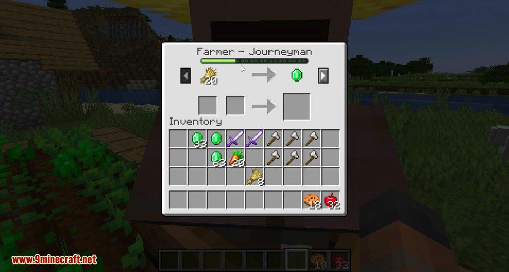 Minecraft 1.14 Snapshot 19w12a Screenshots 5