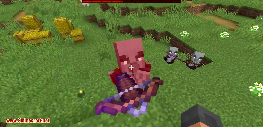 Minecraft 1.14 Snapshot 19w13a Screenshots 6
