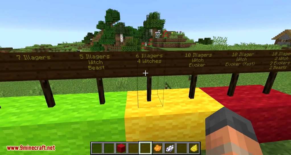 Minecraft 1.14 Snapshot 19w13a Screenshots 7