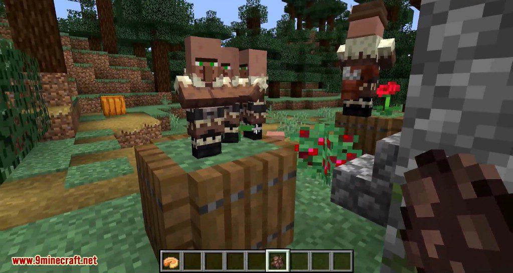 Minecraft 1.14 Snapshot 19w13a Screenshots 8