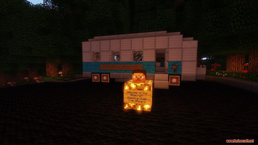 Minecraft Country Club Map Screenshots (1)