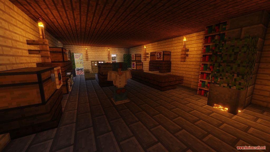 Minecraft Country Club Map Screenshots (10)
