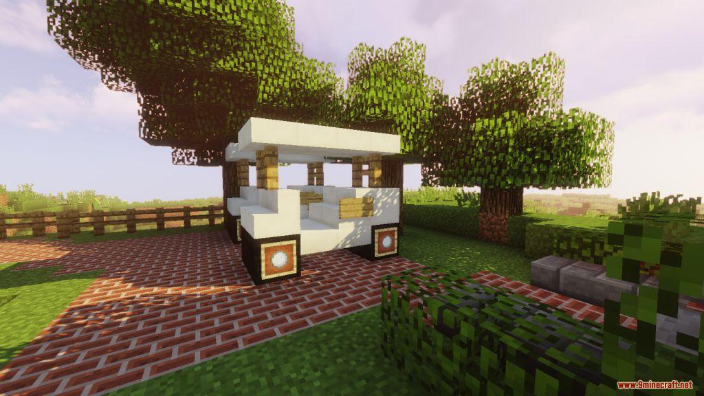 Minecraft Country Club Map Screenshots (12)