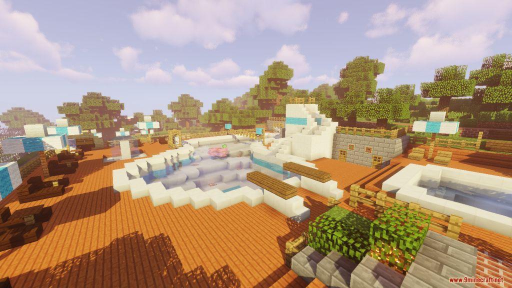 Minecraft Country Club Map Screenshots (13)