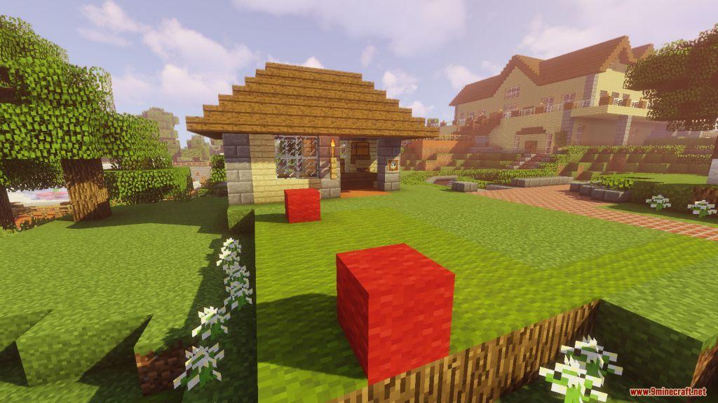 Minecraft Country Club Map Screenshots (14)