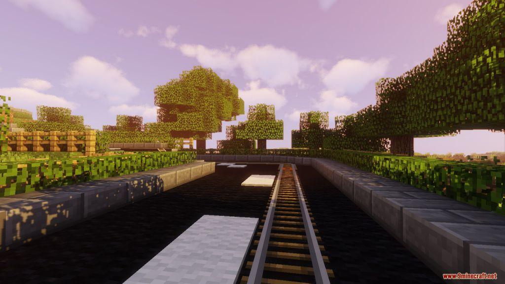 Minecraft Country Club Map Screenshots (6)