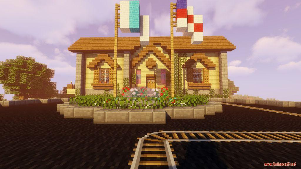 Minecraft Country Club Map Screenshots (7)