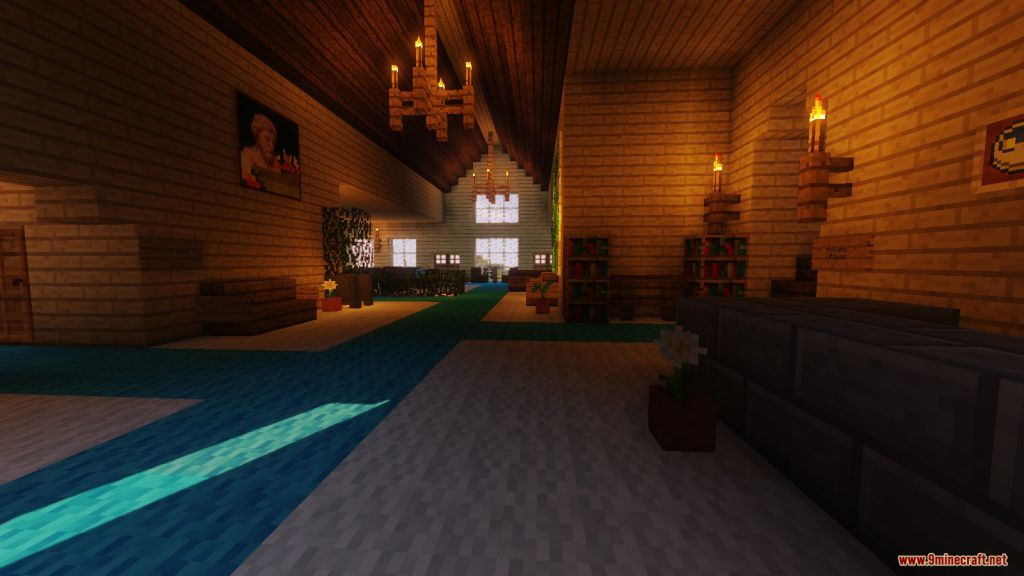Minecraft Country Club Map Screenshots (9)